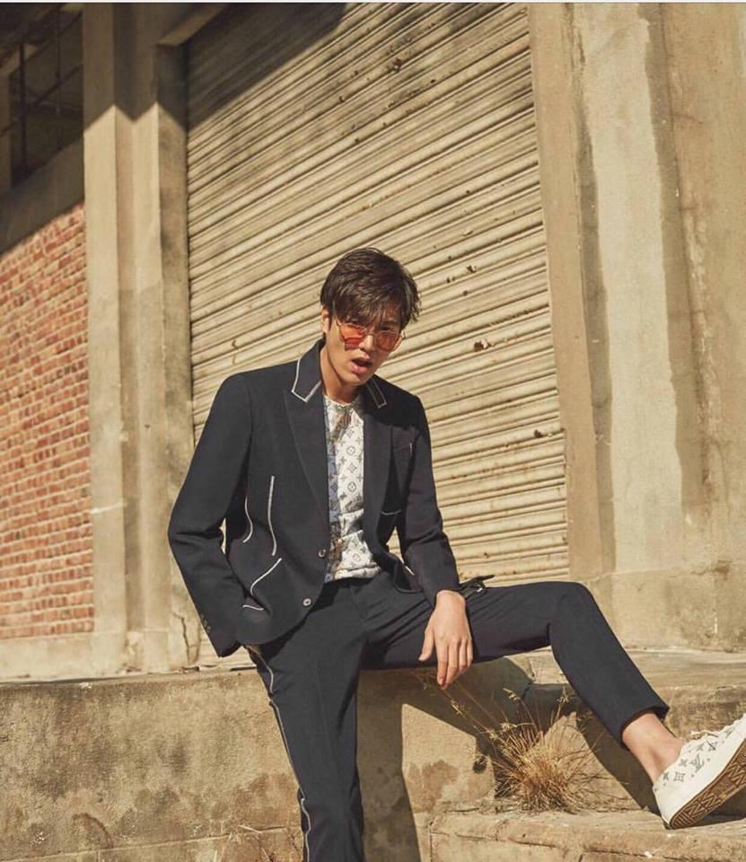 Street style sao Hàn: Suzy ngọt ngào - Lee Min Ho lịch lãm khiến fan đứng ngồi không yên-6