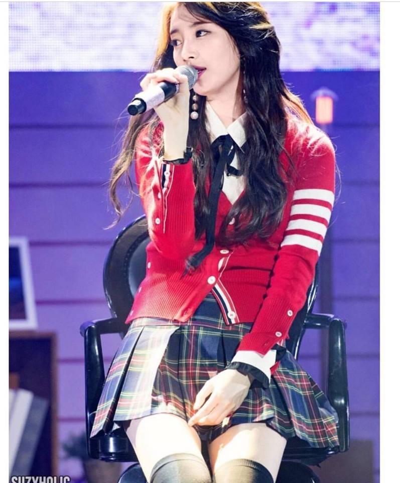 Street style sao Hàn: Suzy ngọt ngào - Lee Min Ho lịch lãm khiến fan đứng ngồi không yên-9