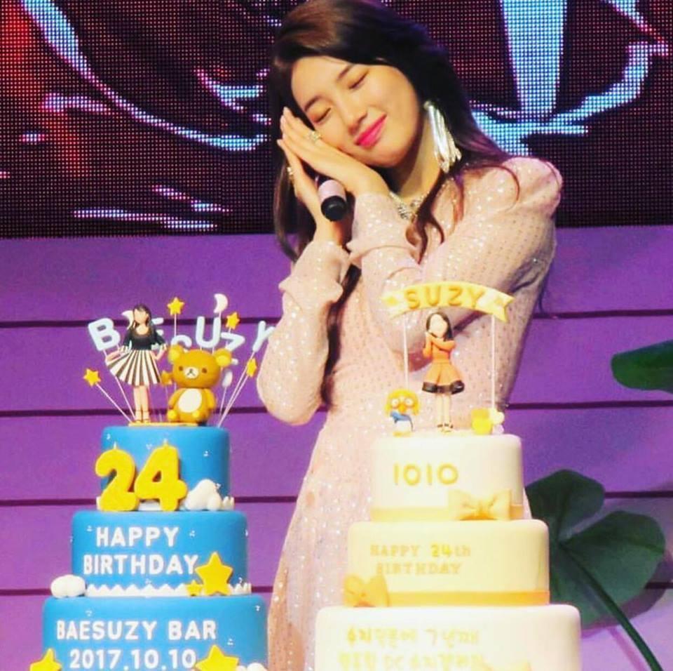 Street style sao Hàn: Suzy ngọt ngào - Lee Min Ho lịch lãm khiến fan đứng ngồi không yên-8
