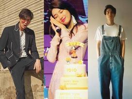 Street style sao Hàn: Suzy ngọt ngào - Lee Min Ho lịch lãm khiến fan 'đứng ngồi không yên'