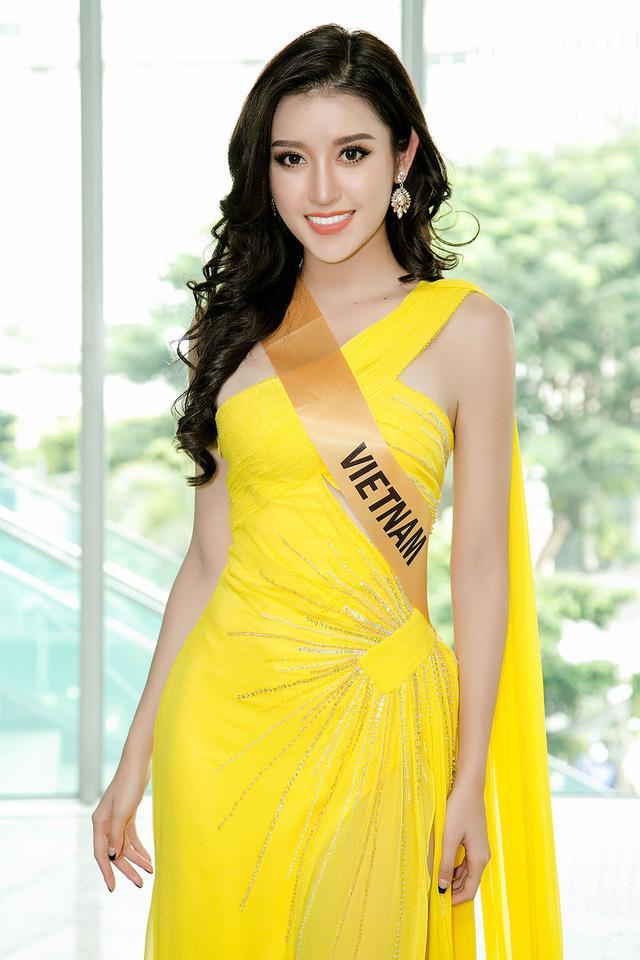 Hành trình thoát mác hotgirl của Huyền My tại Miss Grand International 2017-4