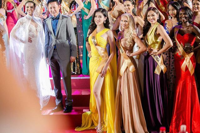 Hành trình thoát mác hotgirl của Huyền My tại Miss Grand International 2017-7