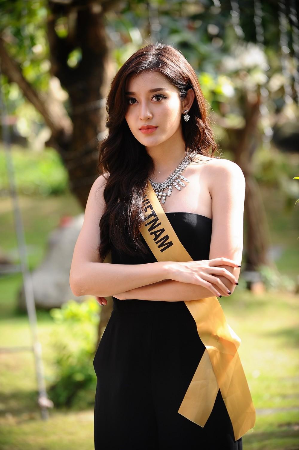 Hành trình thoát mác hotgirl của Huyền My tại Miss Grand International 2017-10