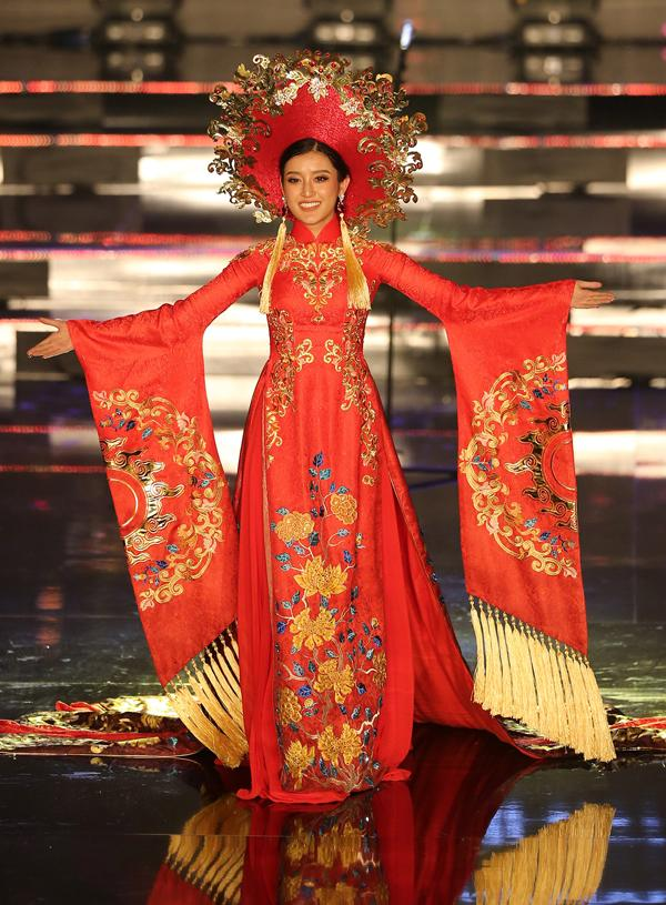 Hành trình thoát mác hotgirl của Huyền My tại Miss Grand International 2017-12