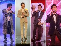Dàn 'soái ca' Bằng Kiều, Noo Phước Thịnh, hạ gục trái tim của 3500 fan nữ