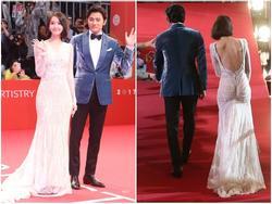 Yoona mặc váy quyến rũ nhưng để lộ vòng 3 khiến người nhìn thật sự 'khó xử'