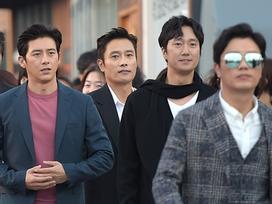 Sao Hàn 14/10: Các mỹ nam Go Soo, Lee Byung Hun vừa xuất hiện là gây náo loạn