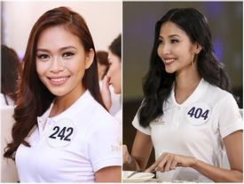 Mâu Thủy và Hoàng Thùy bất ngờ trượt top thí sinh xuất sắc nhất tập 3 'Hoa hậu Hoàn vũ Việt Nam'