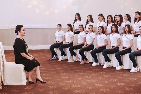 Mâu Thủy và Hoàng Thùy bất ngờ trượt top thí sinh xuất sắc nhất tập 3 Hoa hậu Hoàn vũ Việt Nam-1