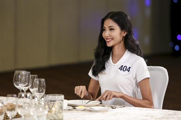 Mâu Thủy và Hoàng Thùy bất ngờ trượt top thí sinh xuất sắc nhất tập 3 Hoa hậu Hoàn vũ Việt Nam-4