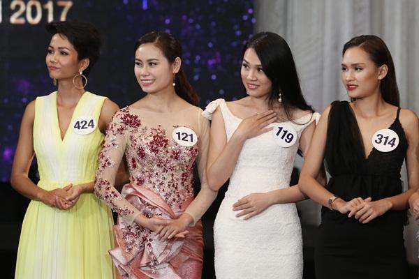 Mâu Thủy và Hoàng Thùy bất ngờ trượt top thí sinh xuất sắc nhất tập 3 Hoa hậu Hoàn vũ Việt Nam-11
