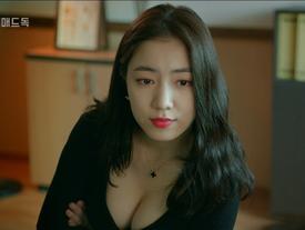 Phim Hàn hút khách nhờ vòng một 'khủng' của cựu thành viên nhóm nhạc T-ara