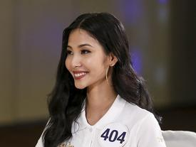 Hoàng Thùy tiết lộ bị loại khỏi tập 3 Hoa hậu Hoàn vũ Việt Nam do sự nhầm lẫn