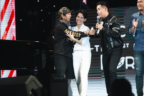 Hoài Lâm giả fan cuồng, Phillip Nguyễn nhảy sung hết nấc trong birthday concert Vũ Cát Tường-10