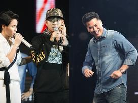 Hoài Lâm giả fan cuồng, Phillip Nguyễn nhảy sung hết nấc trong birthday concert Vũ Cát Tường