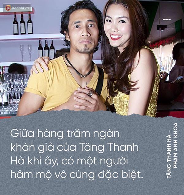 Tăng Thanh Hà – Phạm Anh Khoa: Mối nhân duyên kì lạ của showbiz Việt-1