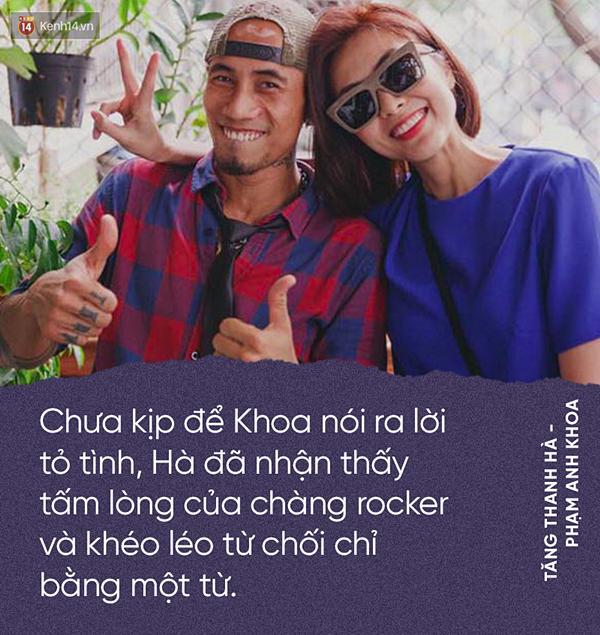 Tăng Thanh Hà – Phạm Anh Khoa: Mối nhân duyên kì lạ của showbiz Việt-2