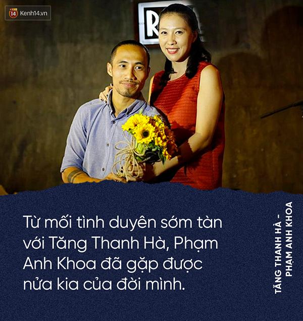 Tăng Thanh Hà – Phạm Anh Khoa: Mối nhân duyên kì lạ của showbiz Việt-3