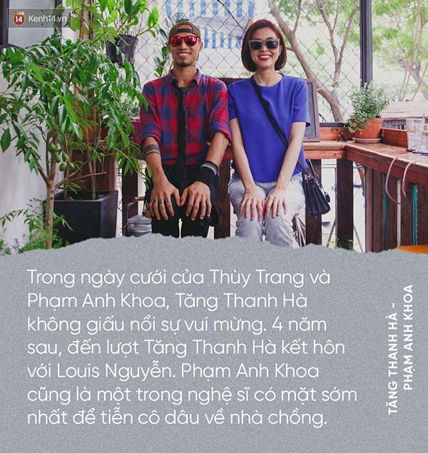 Tăng Thanh Hà – Phạm Anh Khoa: Mối nhân duyên kì lạ của showbiz Việt-4