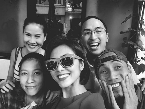 Tăng Thanh Hà – Phạm Anh Khoa: Mối nhân duyên kì lạ của showbiz Việt-8