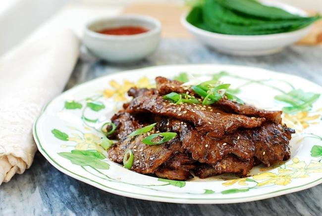 Món ngon cuối tuần: Bò nướng kiểu Hàn Quốc-5