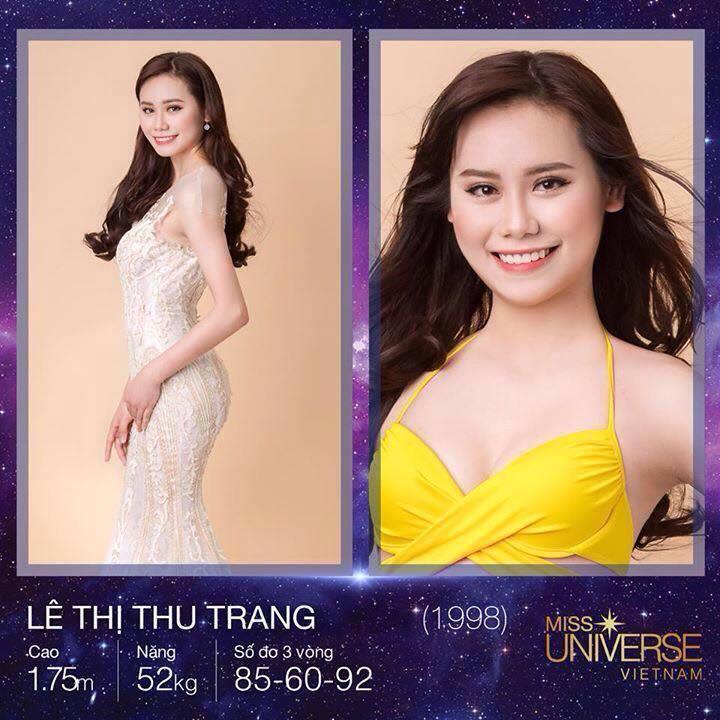Nhan sắc đời thường của thí sinh gây bão nhất Hoa hậu Hoàn vũ Việt Nam tập 3-1