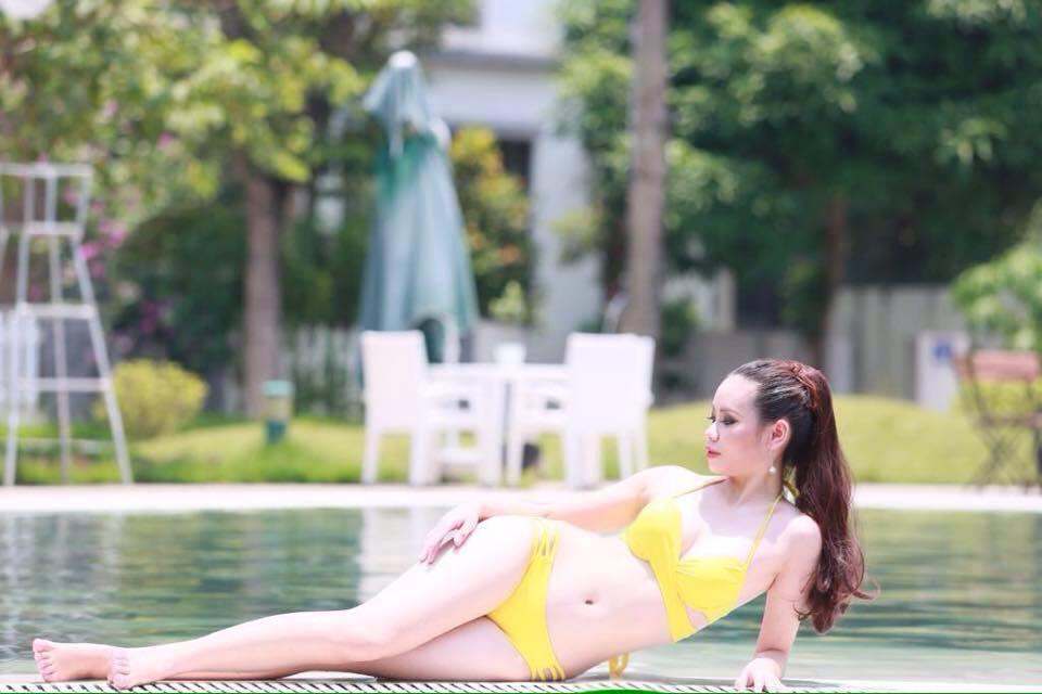 Nhan sắc đời thường của thí sinh gây bão nhất Hoa hậu Hoàn vũ Việt Nam tập 3-6