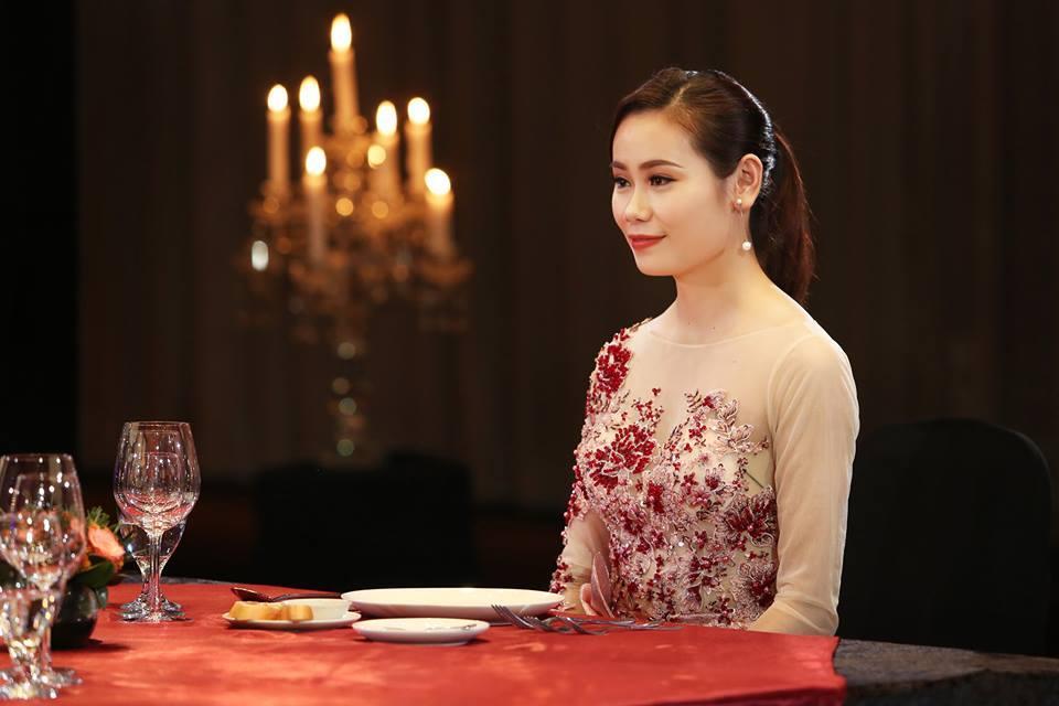Nhan sắc đời thường của thí sinh gây bão nhất Hoa hậu Hoàn vũ Việt Nam tập 3-2