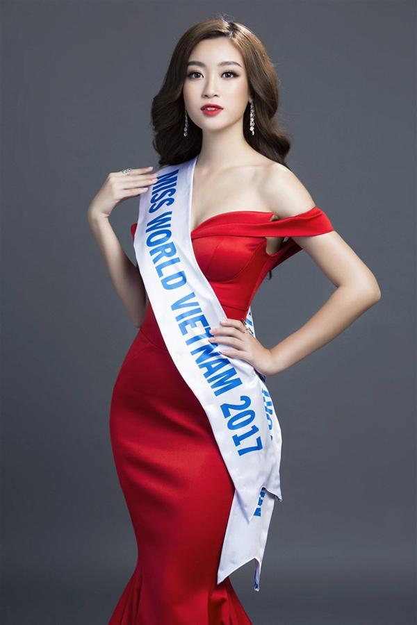 Đỗ Mỹ Linh không có tên trong top 20 mỹ nhân tiềm năng đăng quang Miss World 2017-2