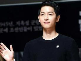 Sao Hàn 15/10: Song Joong Ki được khen ngợi vì từ thiện 'khủng' ngay trước ngày cưới