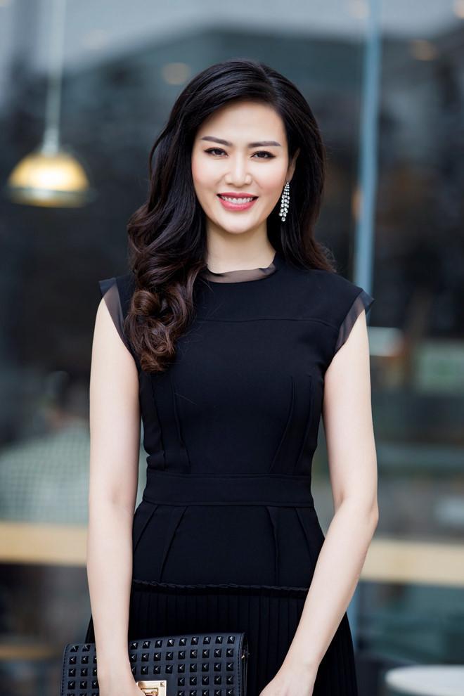 Hoa hậu Thu Thủy bị tố từng cướp chồng chưa cưới của em họ-1