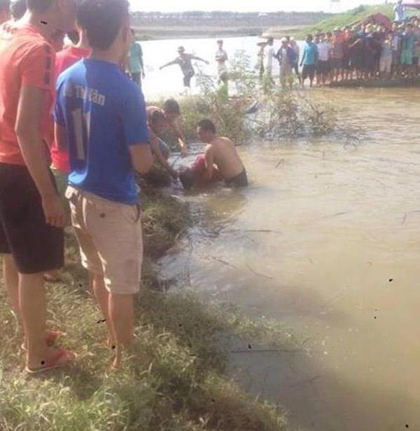 5 học sinh đuối nước ở Hà Nội: Hai anh em ruột tử vong, cháu nhỏ nhất mới 5 tuổi-1