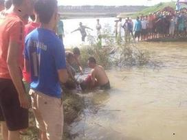 5 học sinh đuối nước ở Hà Nội: Hai anh em ruột tử vong, cháu nhỏ nhất mới 5 tuổi