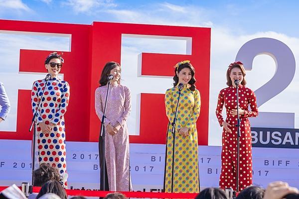 Gần 1.000 khán giả quốc tế đến rạp xem suất chiếu đầu tiên của Cô Ba Sài Gòn-2