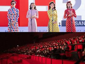 Gần 1.000 khán giả quốc tế đến rạp xem suất chiếu đầu tiên của 'Cô Ba Sài Gòn'