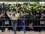 Thương fan như Jessica: Hủy concert nhưng vẫn ghé qua địa điểm tổ chức chào fan