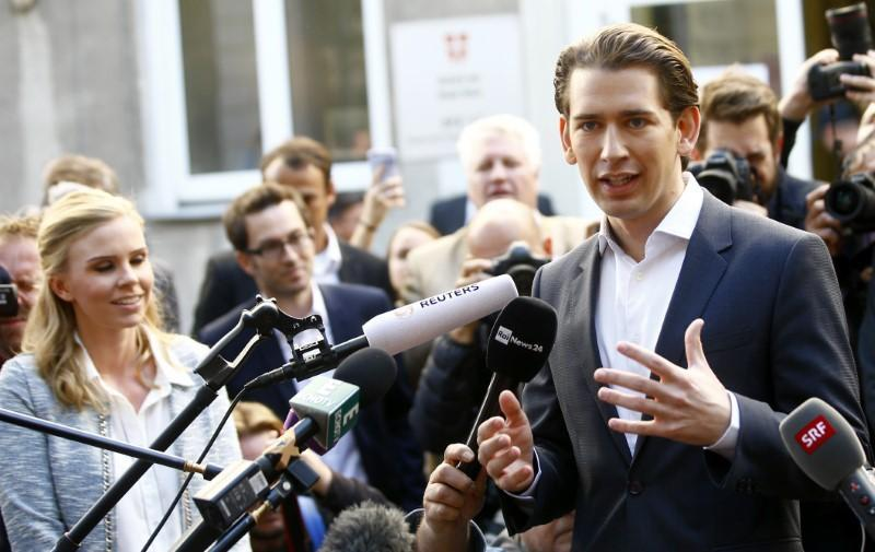 Sự nghiệp kinh ngạc của Thủ tướng Áo tương lai trẻ nhất thế giới-1