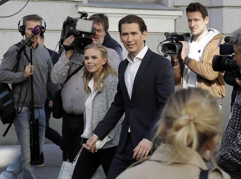 Sự nghiệp kinh ngạc của Thủ tướng Áo tương lai trẻ nhất thế giới-3
