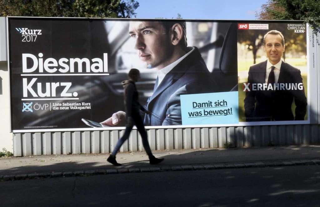 Sự nghiệp kinh ngạc của Thủ tướng Áo tương lai trẻ nhất thế giới-5