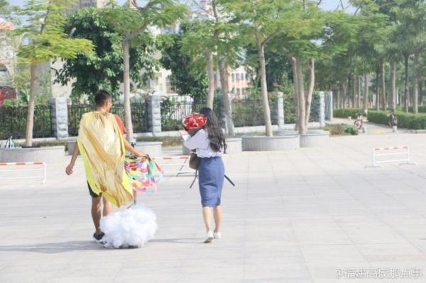 TQ: Chàng trai đạp gió cưỡi mây đến tỏ tình với cô gái thầm yêu 4 năm-5