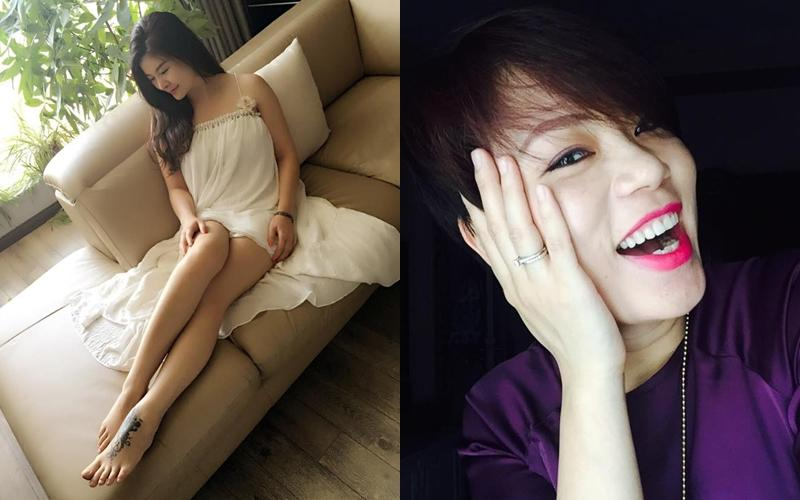 Bà xã Xuân Bắc nói về Kim Oanh: Trước mặt tôi sao cứ cọ vào chồng tôi như múa cột thế?-7