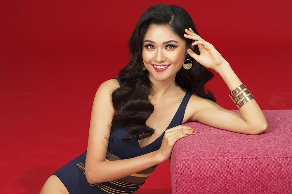 Thùy Dung khoe hình thể gợi cảm trước ngày lên đường dự thi Hoa hậu Quốc tế 2017-3