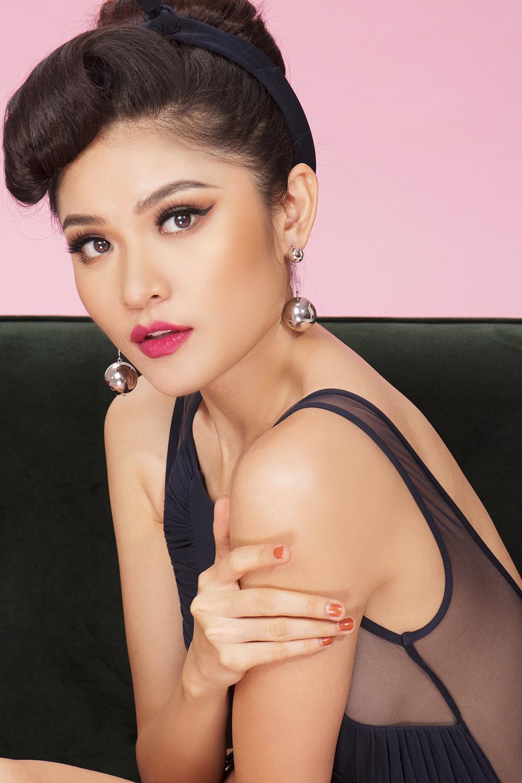 Thùy Dung khoe hình thể gợi cảm trước ngày lên đường dự thi Hoa hậu Quốc tế 2017-6