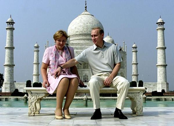 Bí ẩn điện Kremli và cuộc hôn nhân kín tiếng của Tổng thống Nga Putin-2