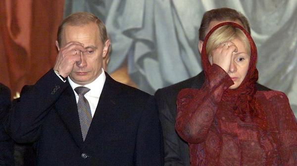 Bí ẩn điện Kremli và cuộc hôn nhân kín tiếng của Tổng thống Nga Putin-5