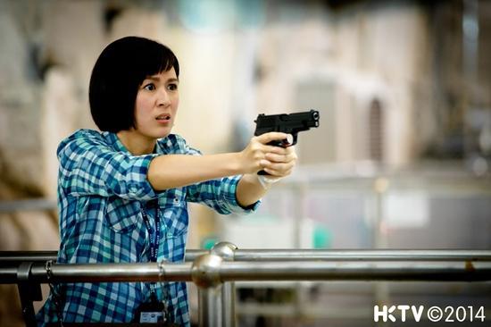 Hoa đán hàng đầu TVB sa cơ lỡ vận, đi dọn dẹp vệ sinh kiếm tiền nuôi con-9
