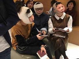 Ba cô nàng 'đập mặt xây lại' bị chặn ở sân bay: Hàn Quốc khẳng định câu chuyện hoàn toàn bịa đặt