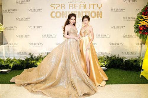 Lilly Luta đẹp rạng ngời dự sự kiện S2B convention-1