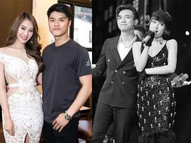 Những cuộc tình 'sớm nở tối tàn' của sao Việt
