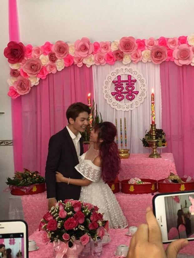 Lộ những tấm ảnh cưới đầu tiên của Khởi My và hôn phu kém 4 tuổi-9